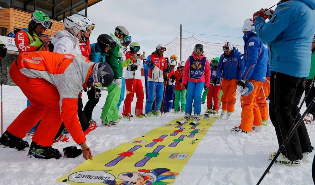 I MATERIALI SPM HANNO CONQUISTATO INTERSKI 2015