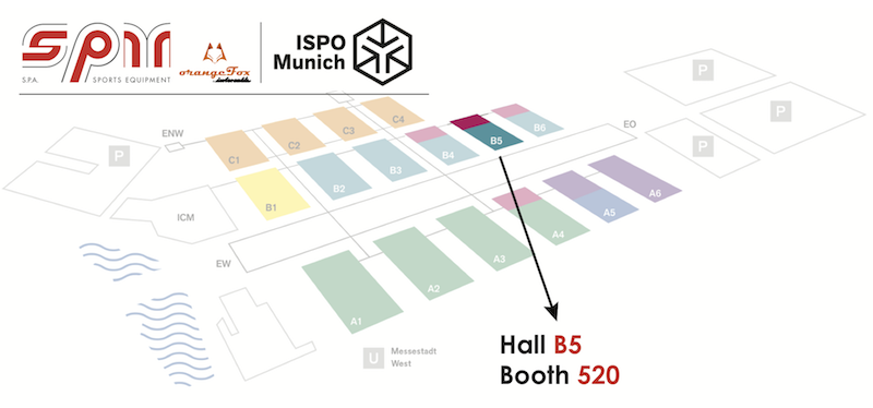 See you at ISPO 2018!
