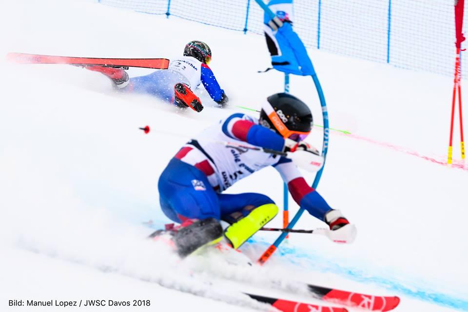 DAVOS fis alpine junior Championship 2018 _2