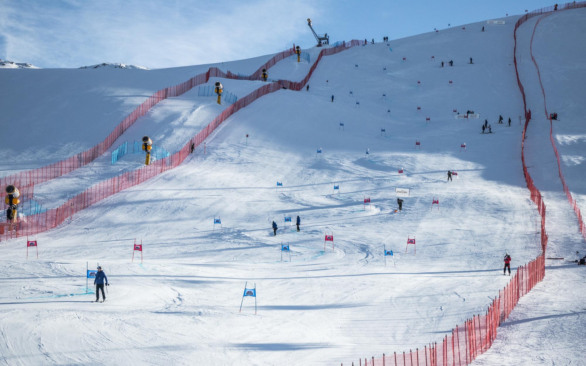 DAVOS fis alpine junior Championship 2018