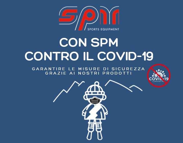 Sulle piste da sci in sicurezza grazie ai prodotti SPM